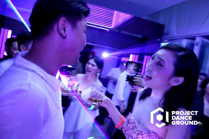 Jeffry Wellyhair and Christine Chaii Wedding Afterparty by Project Dance Ground - 008