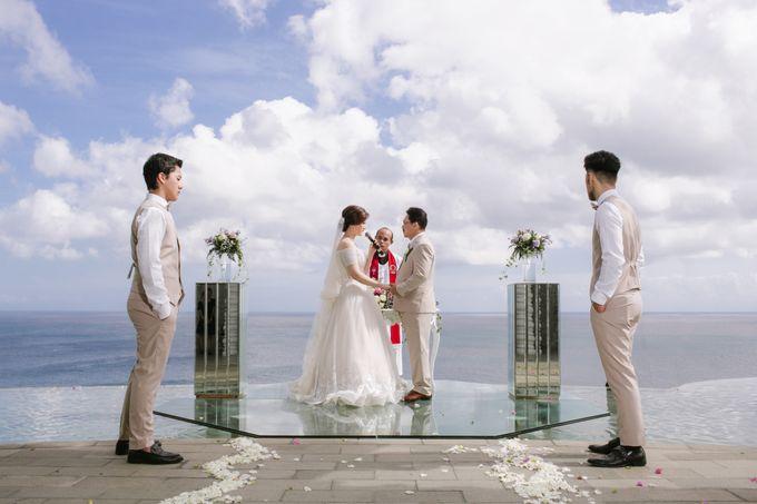 Bambang & Bunga Wedding by KAMAYA BALI - 001