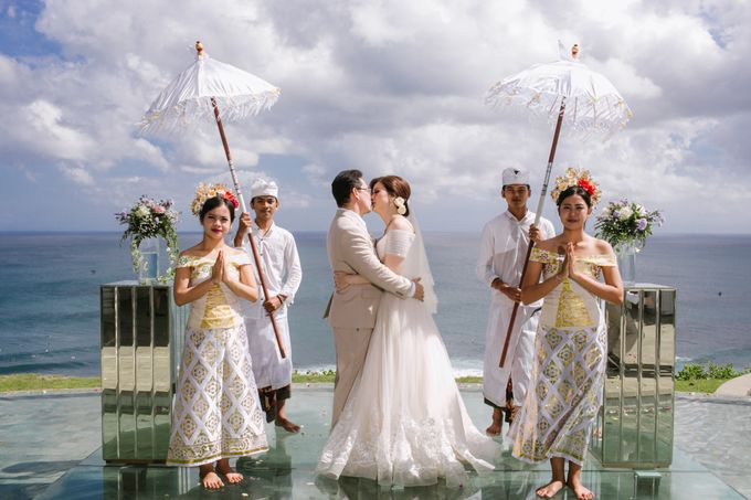 Bambang & Bunga Wedding by KAMAYA BALI - 002