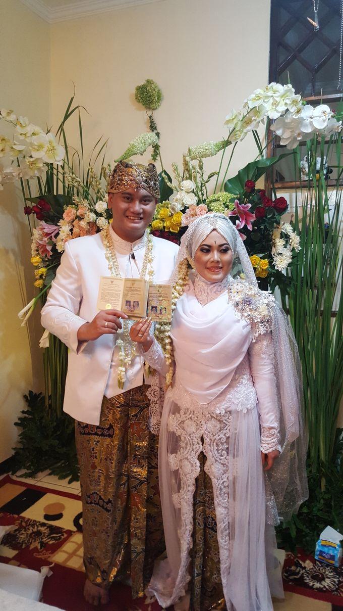 Cici & Donny Wedding by Arum Ndalu Sanggar Rias Pengantin - 005