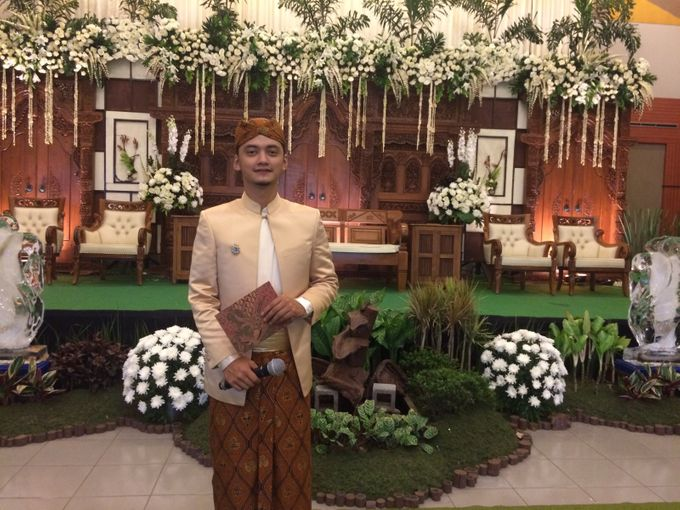 Wedding By Titanium Wedding Management by Chanzy Fauzi MC - 004