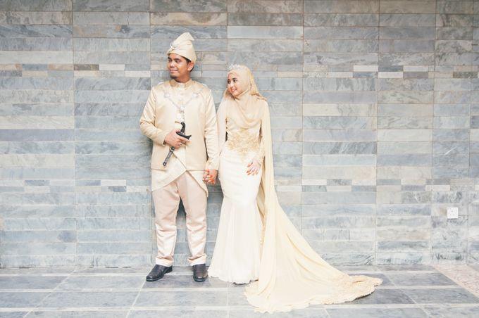 Syafika - Putrajaya by Emma Wedding - 001