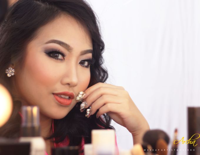 My Bridal Makeup by Archa makeup artist - 004