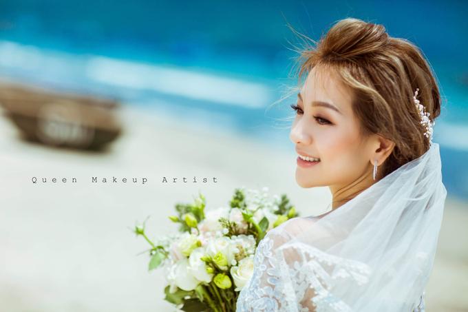 Oversea Prewedding Photoshoot  by Queen Makeup Artist - 003