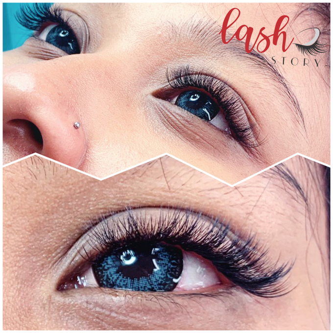 Korean Eyelash Extension Service PROMOTION by Queen Makeup Artist - 001