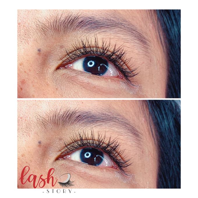 Korean Eyelash Extension Service PROMOTION by Queen Makeup Artist - 002