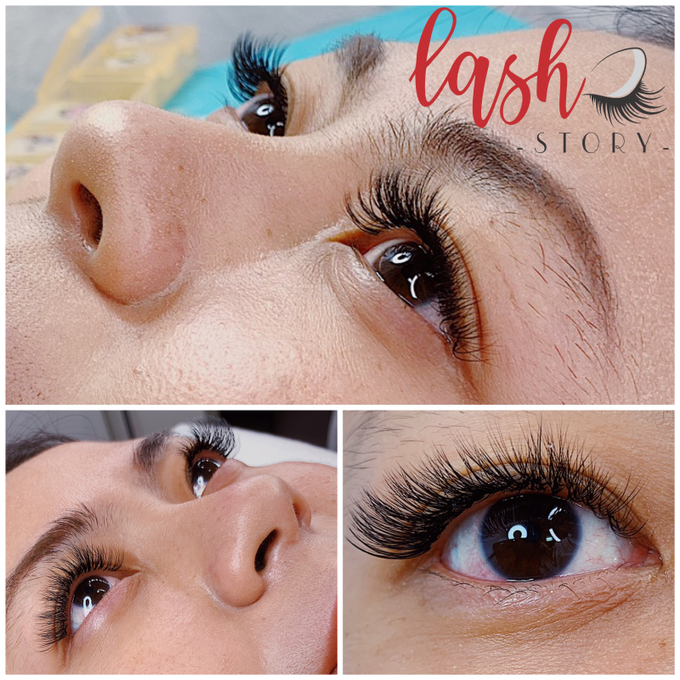 Korean Eyelash Extension Service PROMOTION by Queen Makeup Artist - 003