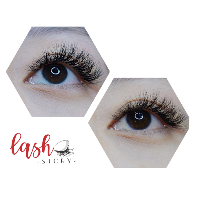 Korean Eyelash Extension Service PROMOTION by Queen Makeup Artist - 005
