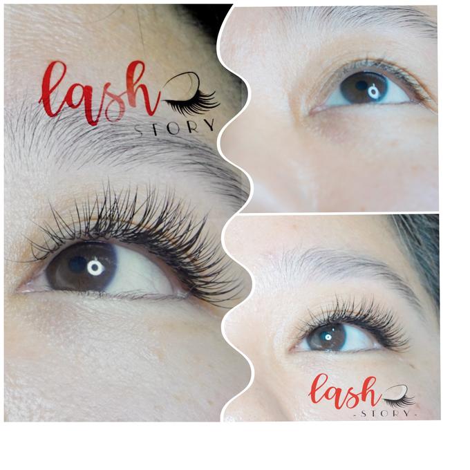 Korean Eyelash Extension Service PROMOTION by Queen Makeup Artist - 007