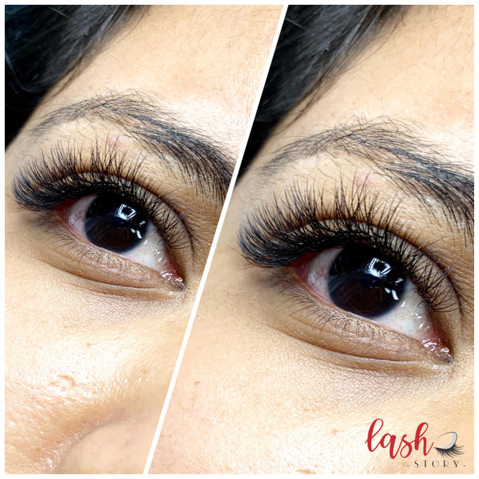 Korean Eyelash Extension Service PROMOTION by Queen Makeup Artist - 015