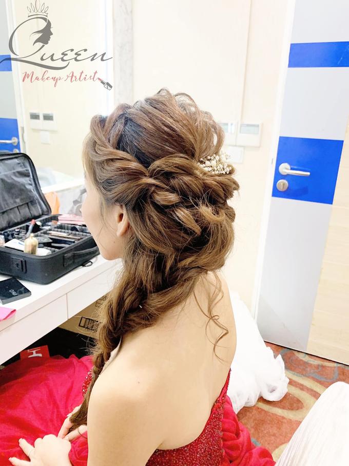 Brides  by Queen Makeup Artist - 012