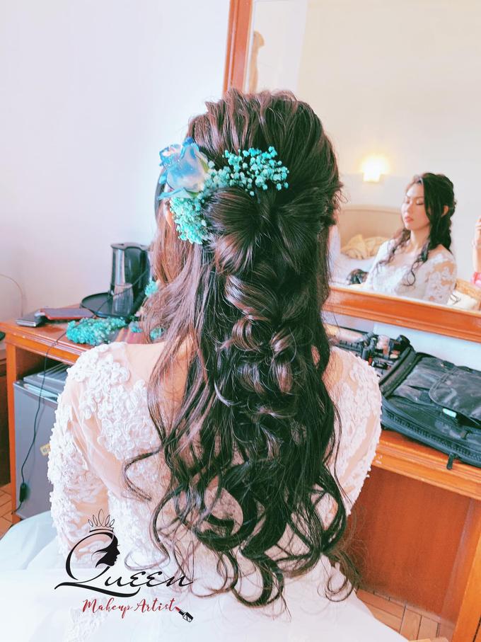 Brides  by Queen Makeup Artist - 015
