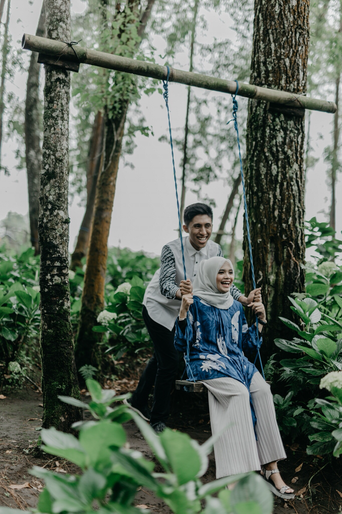 Prewedding Mr Rafiki & Mrs Nindi by Quickart picture - 003