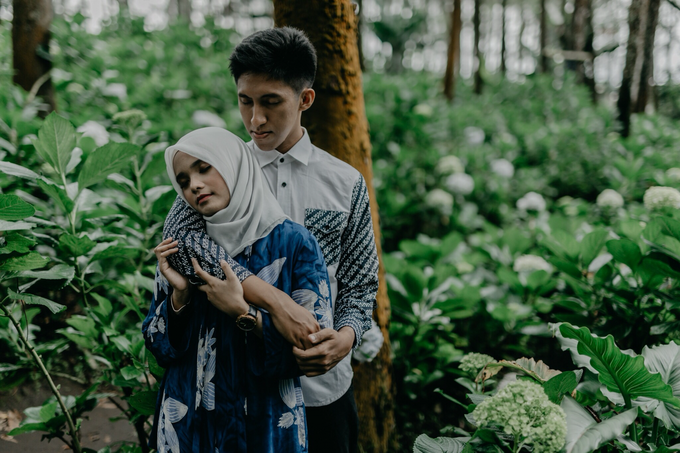 Prewedding Mr Rafiki & Mrs Nindi by Quickart picture - 005