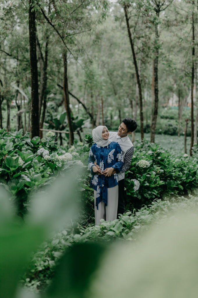 Prewedding Mr Rafiki & Mrs Nindi by Quickart picture - 002