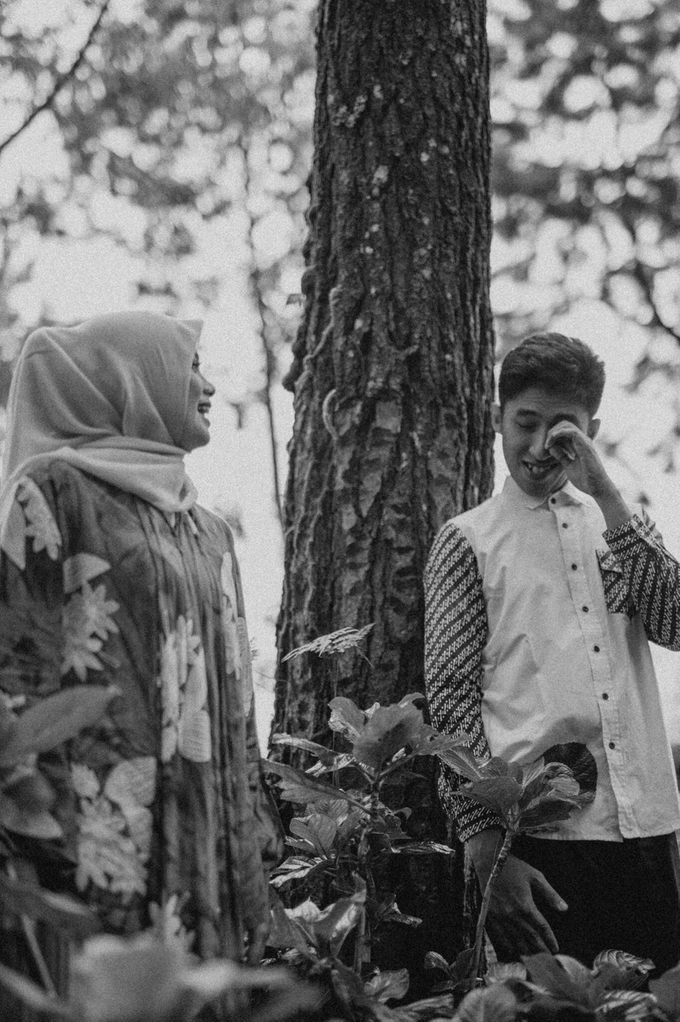 Prewedding Mr Rafiki & Mrs Nindi by Quickart picture - 001