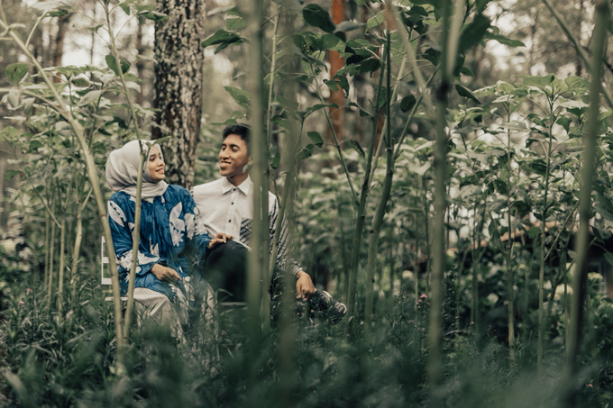 Prewedding Mr Rafiki & Mrs Nindi by Quickart picture - 007