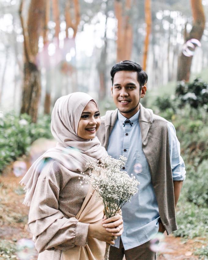 Prewedding Mr Adi & Mrs aika by Quickart picture - 005