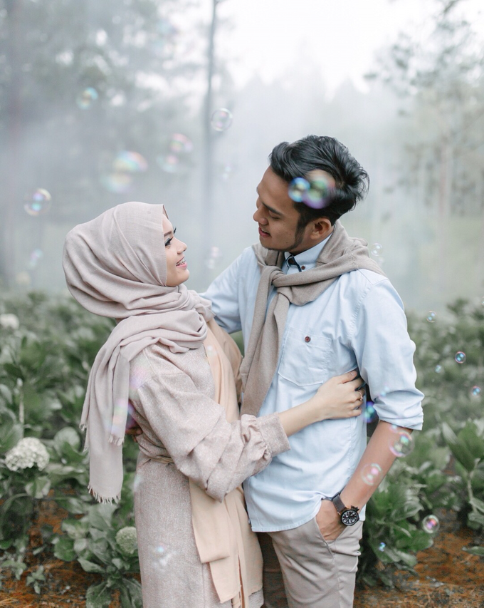 Prewedding Mr Adi & Mrs aika by Quickart picture - 007
