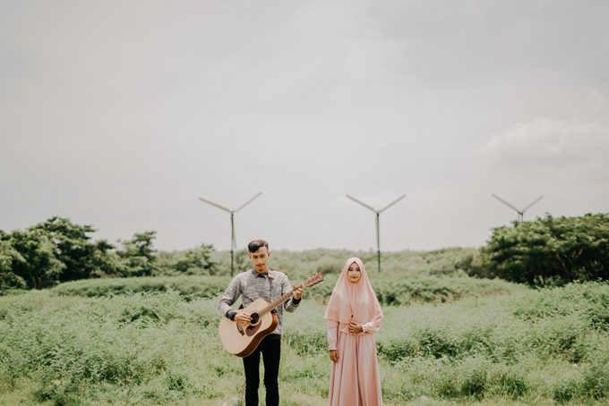 Prewedding Fajar and Aphril by Quickart picture - 003