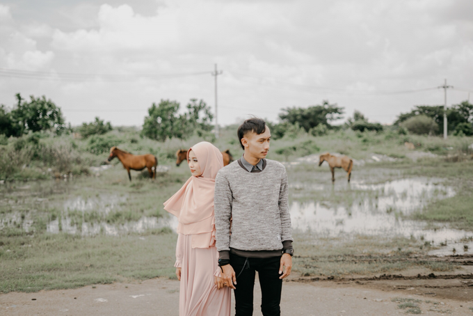 Prewedding Fajar and Aphril by Quickart picture - 004