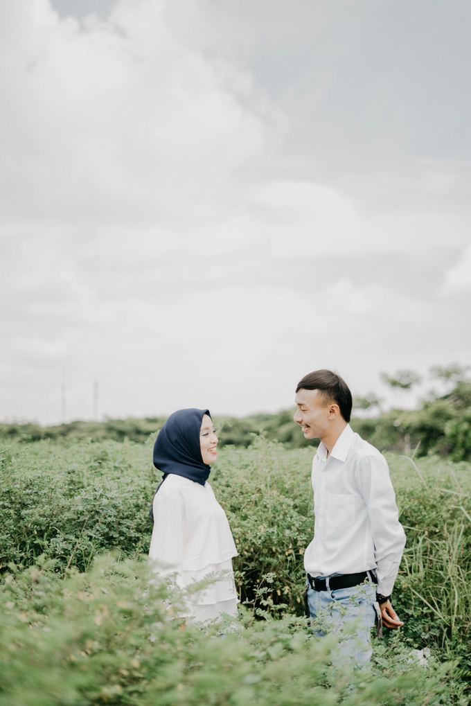 Prewedding Fajar and Aphril by Quickart picture - 007