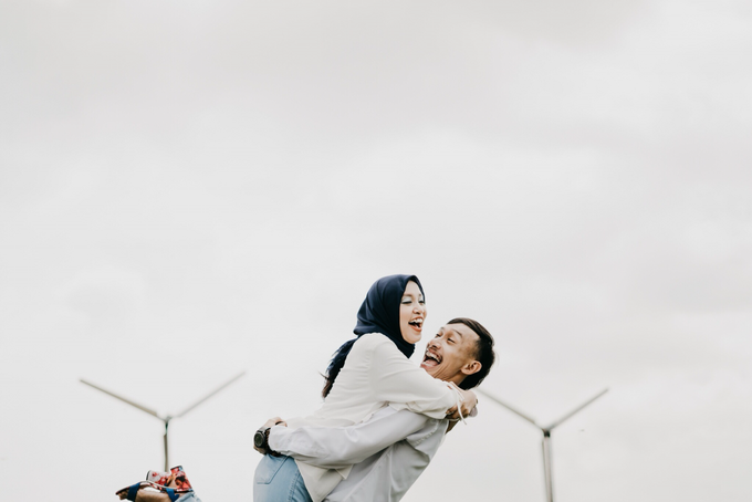 Prewedding Fajar and Aphril by Quickart picture - 008