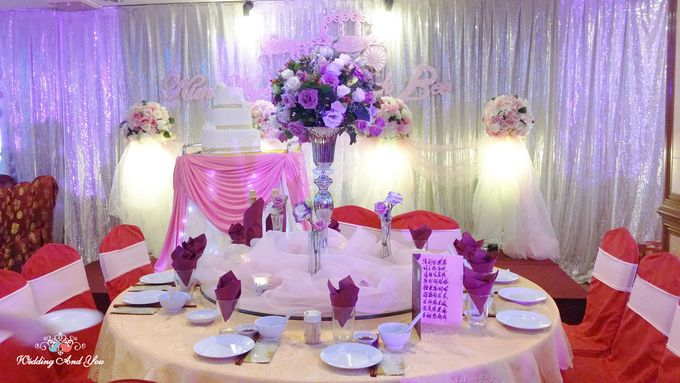 VIP Table Setting by Wedding And You - 019