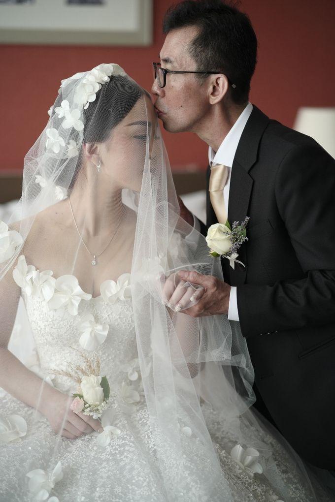 Adit & Claresta Wedding at Hilton by PRIDE Organizer - 009