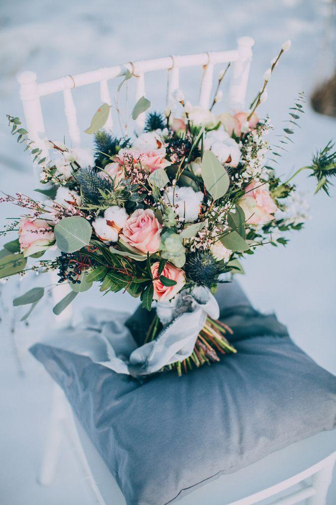 Wedding In Gzhel Style by Marina Nazarova Photographer - 003