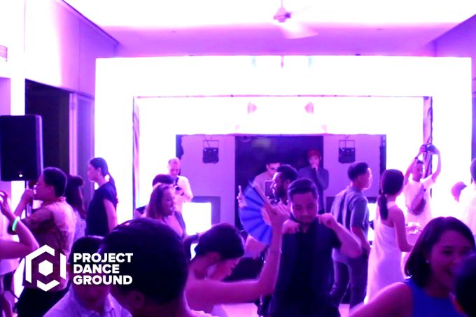 Jeffry Wellyhair and Christine Chaii Wedding Afterparty by Project Dance Ground - 001