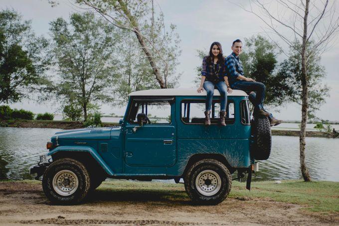 Angling & Milan Pre-Wedding by Satrya Photography - 014