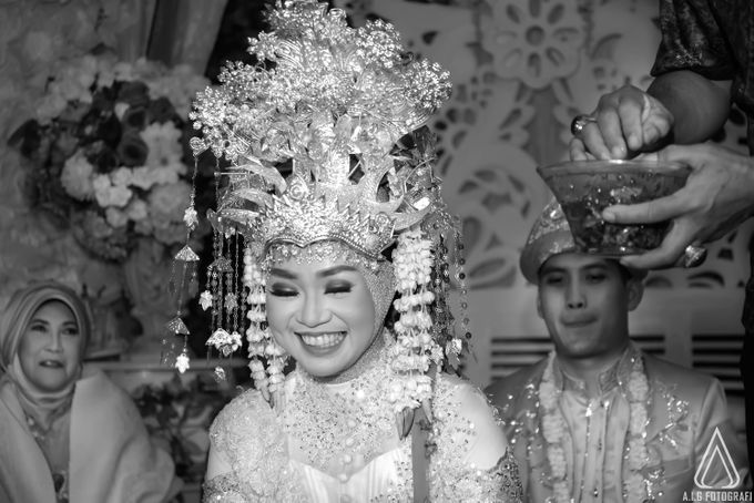 Wedding Moment Of Wiwit And Firli. by AIG FOTOGRAFI - 007