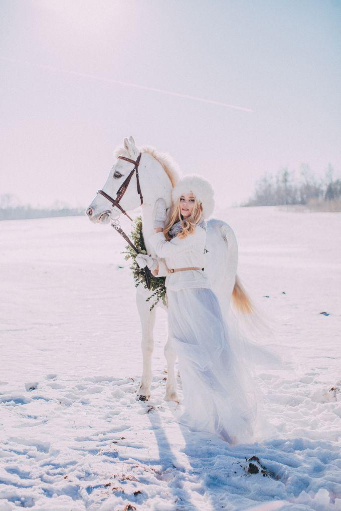 Wedding In Gzhel Style by Marina Nazarova Photographer - 019