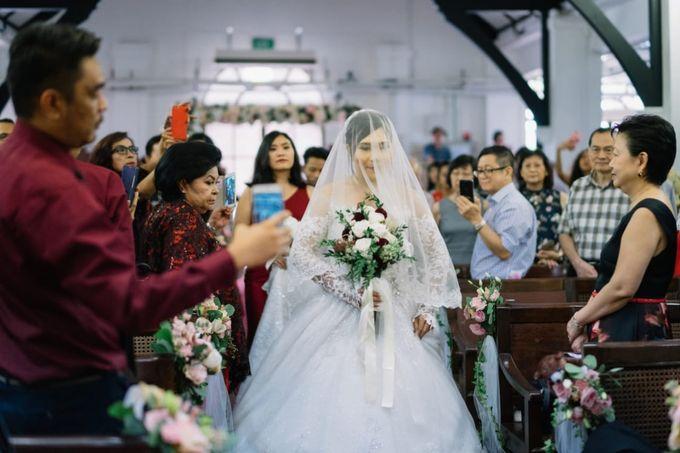 Indonesian Isabella Wedding day by Stephy Ng Makeup and Hair - 011