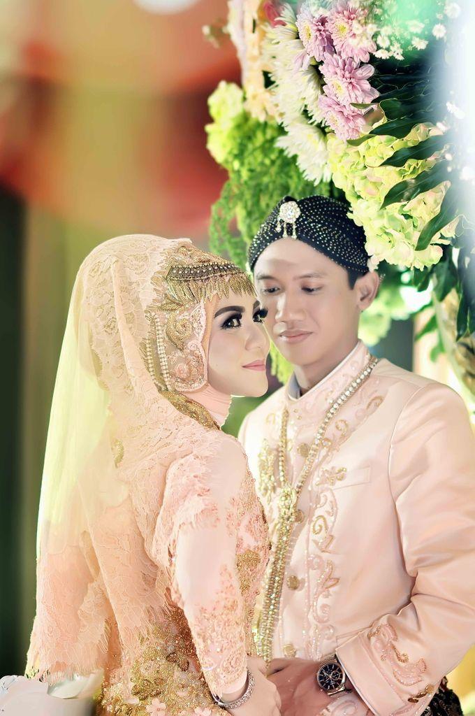 Wedding Of Novia & Hanung by GRAINIC Creative Studio - 003