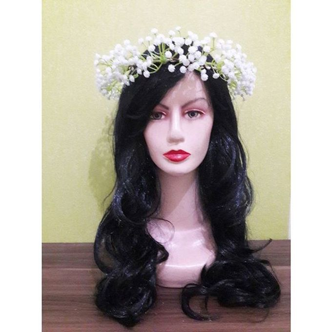 Flower Crown / Bando Bunga / Mahkota Bunga by Estrella Flower Crown - 030