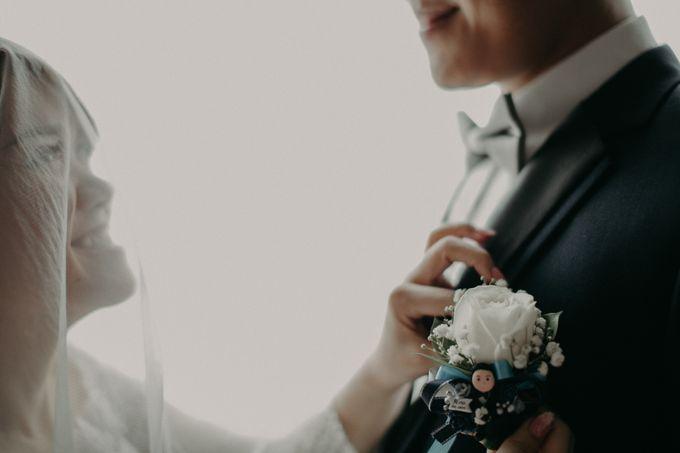 Wedding Day Rino & Meina by SHINE PLANNER & ORGANIZER - 016