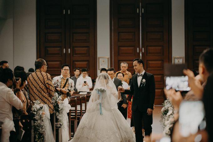 Wedding Day Rino & Meina by SHINE PLANNER & ORGANIZER - 020