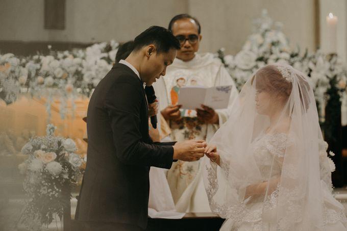 Wedding Day Rino & Meina by SHINE PLANNER & ORGANIZER - 019