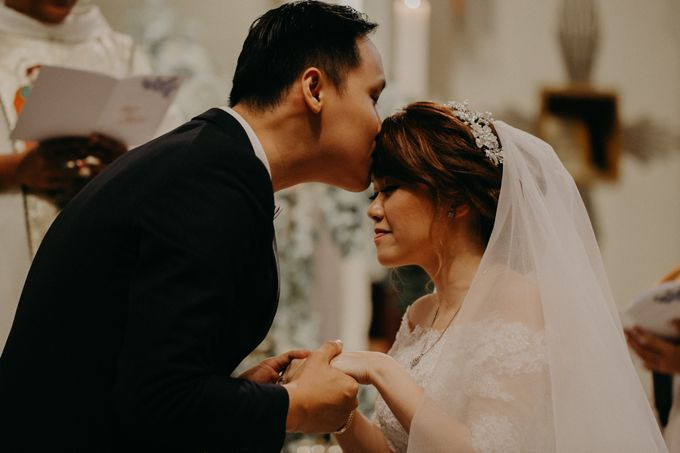 Wedding Day Rino & Meina by SHINE PLANNER & ORGANIZER - 021