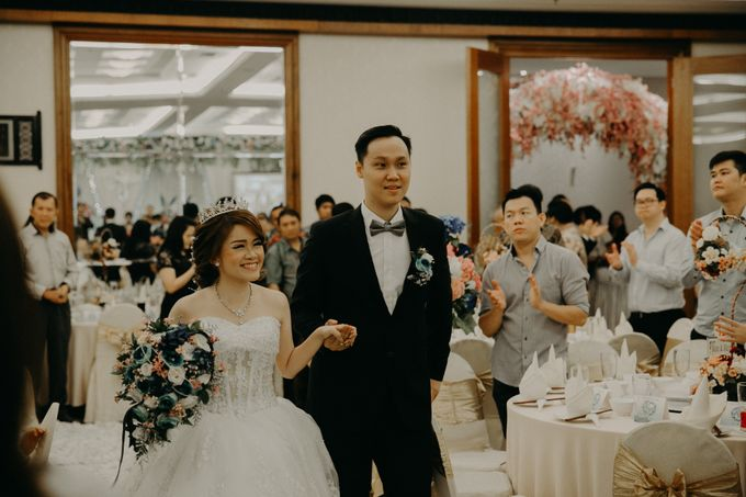Wedding Day Rino & Meina by SHINE PLANNER & ORGANIZER - 024