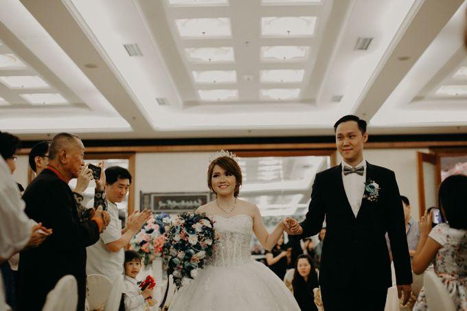 Wedding Day Rino & Meina by SHINE PLANNER & ORGANIZER - 025