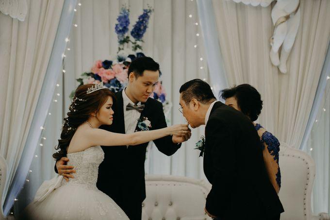 Wedding Day Rino & Meina by SHINE PLANNER & ORGANIZER - 027