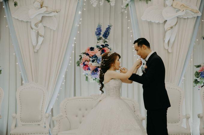 Wedding Day Rino & Meina by SHINE PLANNER & ORGANIZER - 028
