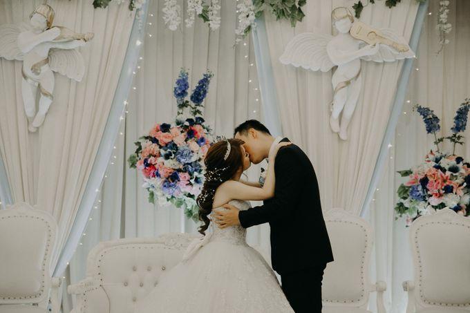 Wedding Day Rino & Meina by SHINE PLANNER & ORGANIZER - 029