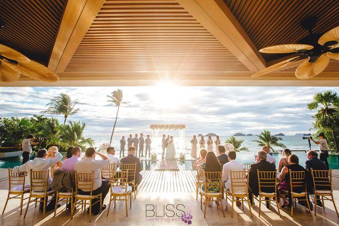 Ruth & Sam wedding at Conrad Koh Samui by BLISS Events & Weddings Thailand - 005