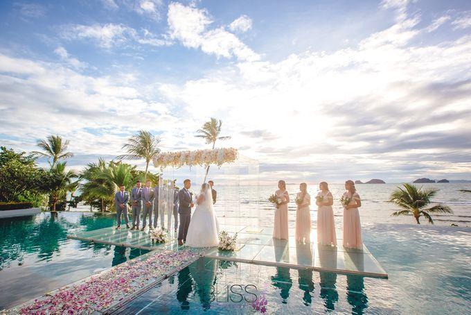 Ruth & Sam wedding at Conrad Koh Samui by BLISS Events & Weddings Thailand - 006