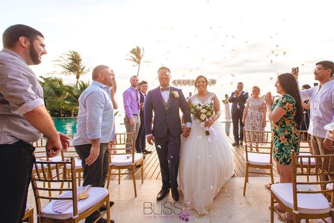 Ruth & Sam wedding at Conrad Koh Samui by BLISS Events & Weddings Thailand - 007