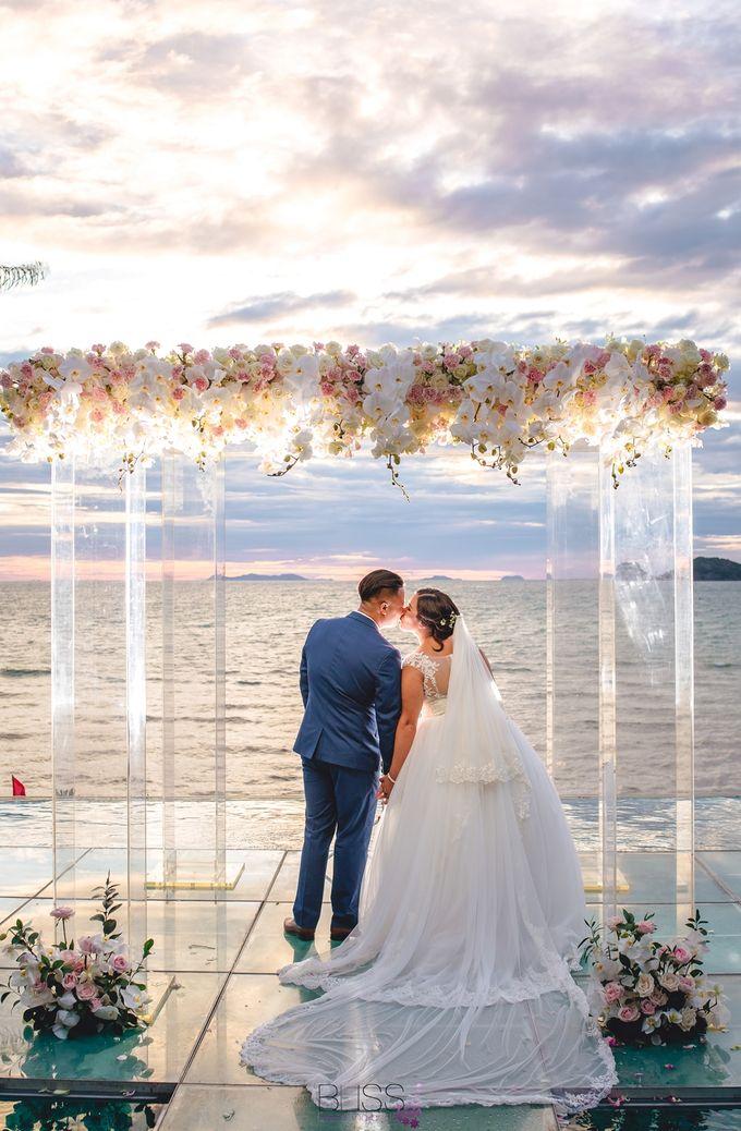 Ruth & Sam wedding at Conrad Koh Samui by BLISS Events & Weddings Thailand - 009